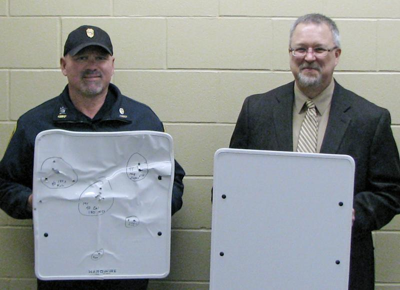 Minn. school district gets bulletproof whiteboards