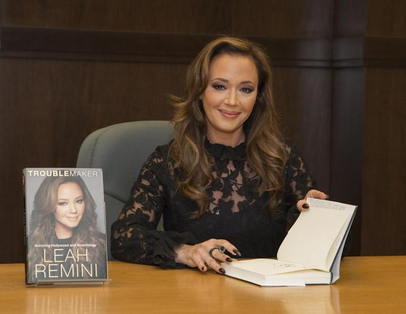 Her book detailed what life inside the 'cult' is really like. Source: Getty