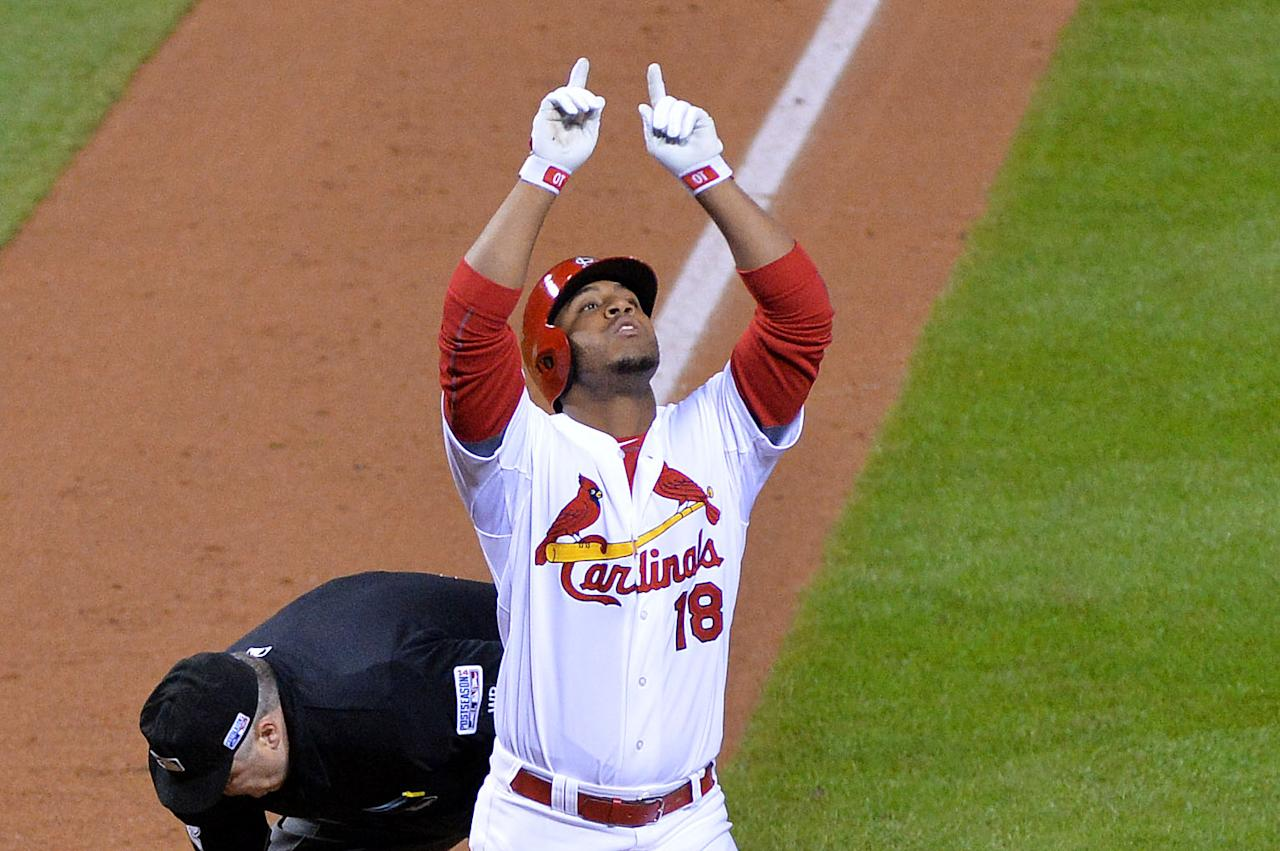 <p>Cause of death: The St. Louis Cardinals hoped slugger Oscar Taveras would become a star in Major League Baseball. Instead, at age 22, his light went out forever. Taveras died after a car wreck in his native Dominican Republic. </p>
