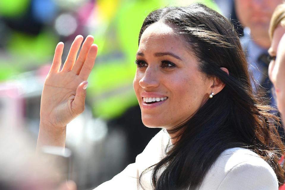 <p>The Duchess of Sussex</p> (Getty Images)