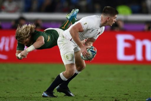 Owen Farrell, who had a few good moments against South Africa and Faf de Klerk, in Tokyo wants to put the World Cup behind him