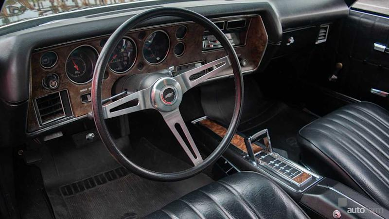 1972 Chevy Monte Carlo Is One Slick Cruiser