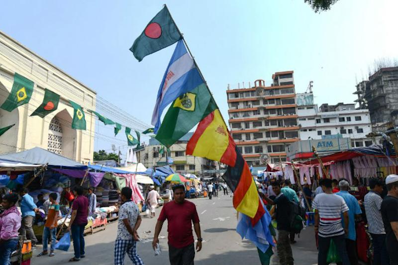 Life and Death: World Cup Rivalry Turns Violent in Bangladesh