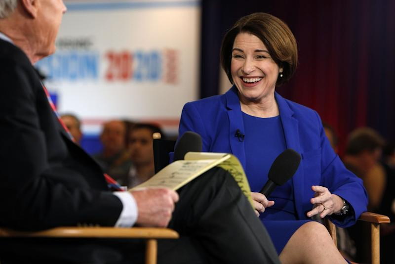 Klobuchar Is in 'Very Good Health': Campaign Update