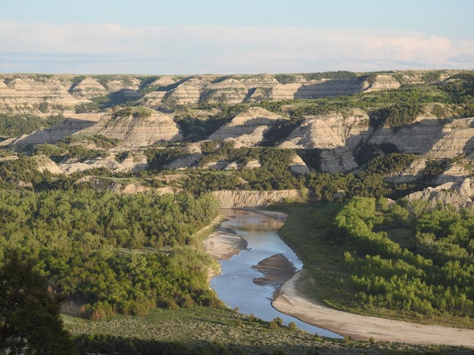 theodore roosevelt national park north dakota state natural wonders