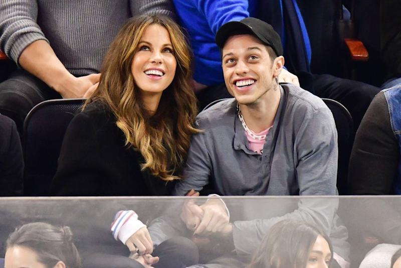 Pete Davidson and Kate Beckinsale are no longer dating, report says