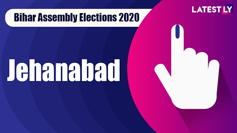 Jehanabad Vidhan Sabha Seat in Bihar Assembly Elections 2020: Candidates, MLA, Schedule And Result Date