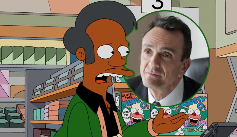 """Hank Azaria says he """"won't be doing the voice"""" of The Simpson's Apu """"anymore"""""""