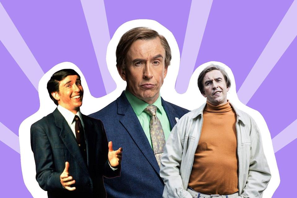 <p>A-ha! Alan Partridge is still funny after 30 years</p> ( )