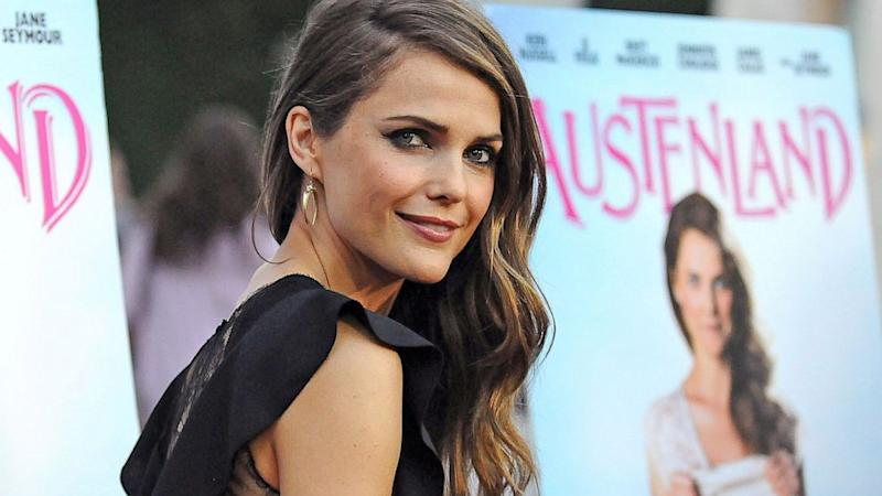 Keri Russell's Adorable Way of Staying Connected to Her Daughter