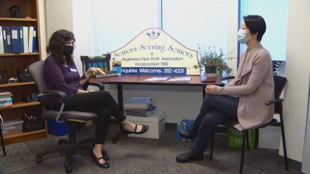 Seniors Serving Seniors, a registered non-profit charitable society, says they're hoping to be able to provide more information about the vaccination campaign to people who use their services.