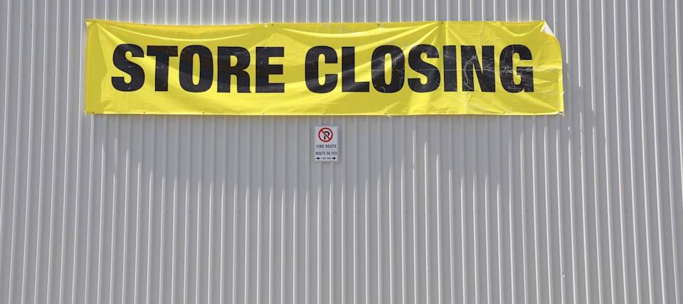 45 Retail Chains Responsible for Many of This Year's Record 9,300 Store Closings