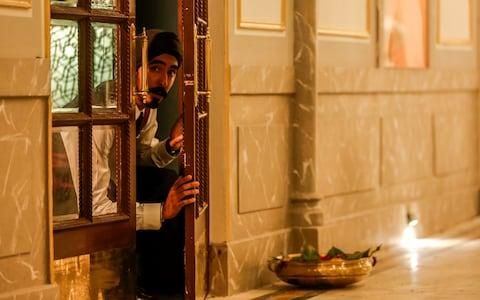 Dev Patel in 'Hotel Mumbai' - Credit: Mark Rogers/Bleecker Street