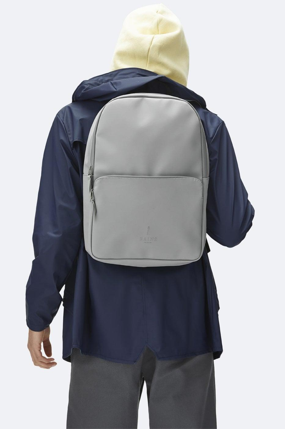 <p>This waterproof <span>Rains Field Backpack</span> ($110) is ideal for the guy who lives in a rainy climate.</p>