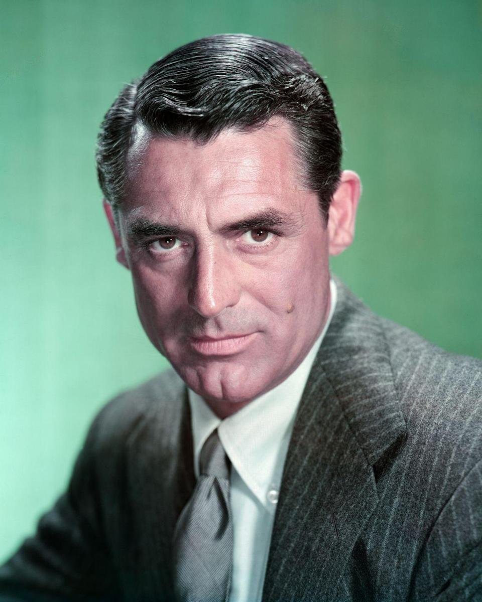 <p>Cary Grant was actually born Archibald Alec Leach. Can you imagine him going by any other name now?</p>