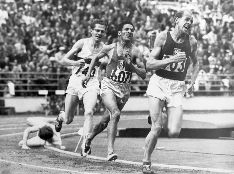 1952 Helsinki: The Cold War comes to the Olympics