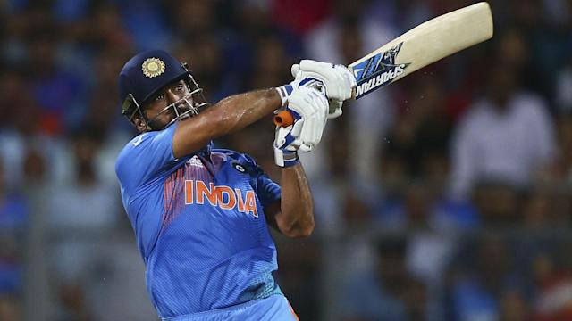 MS Dhoni cleared the ropes five times in a swashbuckling knock and will play in his seventh IPL final on Sunday.