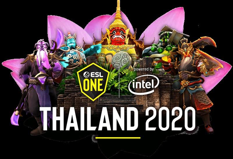 ESL One Thailand 2020