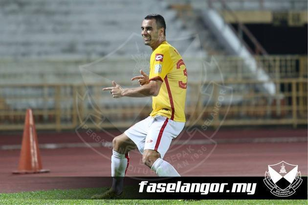 Rufino wants to win all Selangor's July matches
