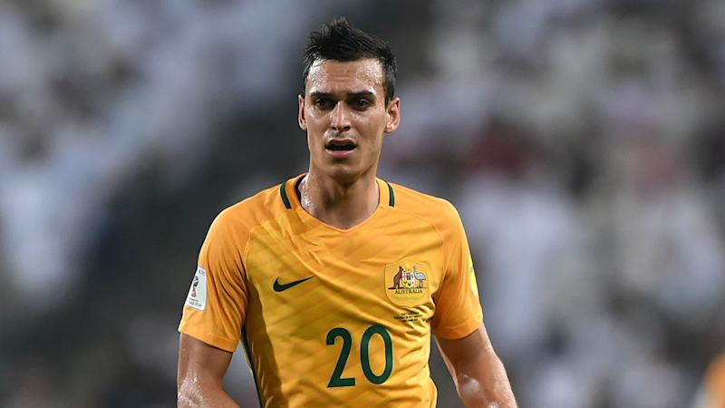 Sainsbury out as Milligan returns for Socceroos' World Cup qualifiers
