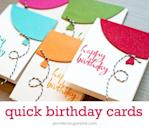 """<p>Loopy string lovers unite! This boisterous balloon card is sure to elevate any occasion.</p><p><strong>Get the tutorial at <a href=""""https://www.jennifermcguireink.com/2014/04/video-quick-balloon-cards-cool-new-product-big-giveaway.html?utm_source=rss&utm_medium=rss&utm_campaign=video-quick-balloon-cards-cool-new-product-big-giveaway"""" rel=""""nofollow noopener"""" target=""""_blank"""" data-ylk=""""slk:Jennifer McGuire Ink"""" class=""""link rapid-noclick-resp"""">Jennifer McGuire Ink</a>.</strong><br></p>"""