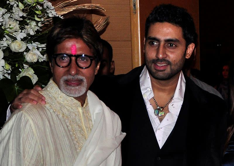 Fans pray for Bachchans to recover from COVID-19