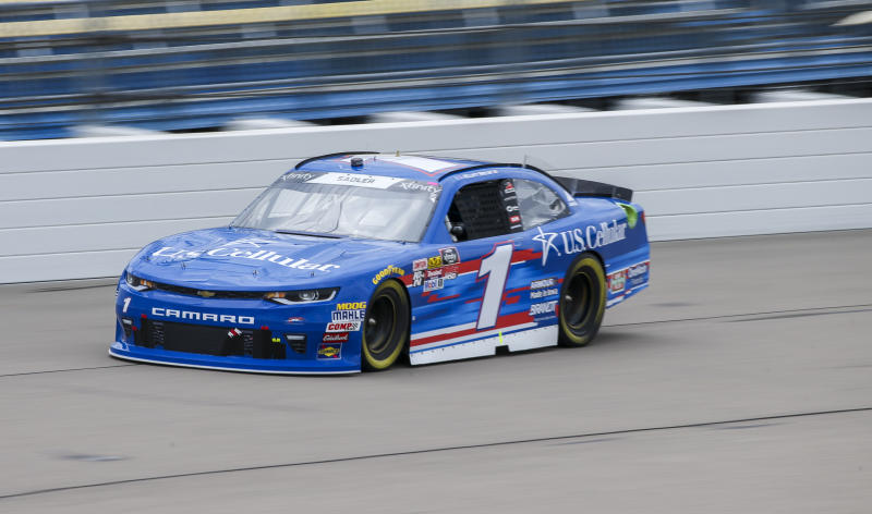 Elliott Sadler hasn't won an Xfinity Series race since 2016. More