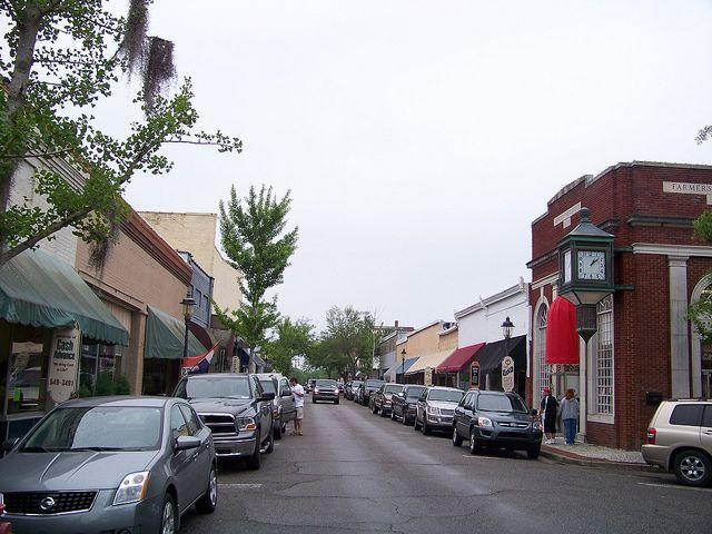 """<p>Known as """"The Front Porch of the Lowcountry,"""" Walterboro pretty much has to be welcoming. Among its many cafes and shops, you'll find a <a href=""""http://www.walterborosc.org/visitingus_shopping.aspx"""" rel=""""nofollow noopener"""" target=""""_blank"""" data-ylk=""""slk:small antiques district on Washington Street"""" class=""""link rapid-noclick-resp"""">small antiques district on Washington Street</a>. </p>"""