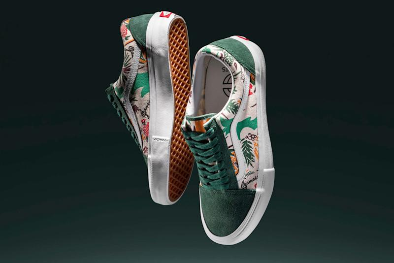 new product cfeaa 73eaf Concepts Is Dropping a Limited-Edition Vans Old Skool ...