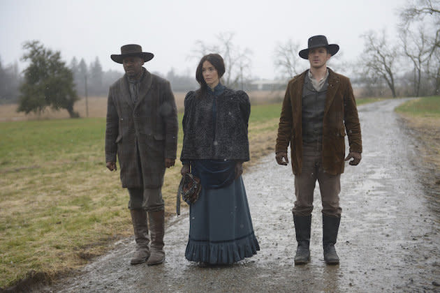 Cue the Time-Machine Jokes: NBC Un-Cancelled Timeless Within Three Days