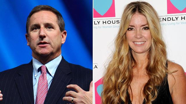 Mark hurd sexual harassment