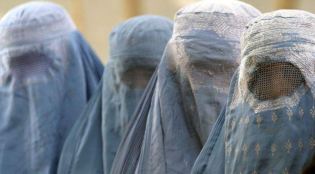 Radio 3AW's Justin Smith said there hadn't been any concerns from people working in security over the burqa. File pic. Source: AAP