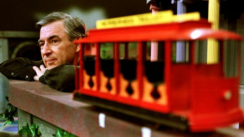 Mister Rogers Google Doodle is the uplifting message your Friday needs