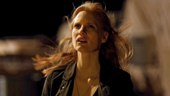 Bintang Zero Dark Thirty, Jessica Chastain. (Columbia Pictures)