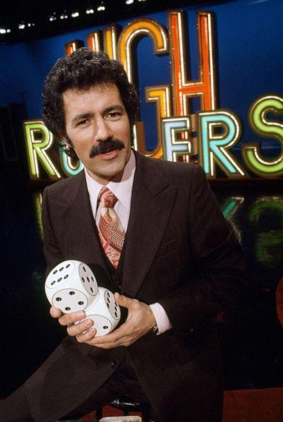 PHOTO: Alex Trebek hosts 'High Rollers' in an undated promotional image. (NBCUniversal via Getty Images)