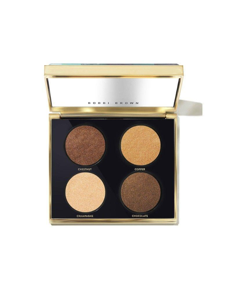"<p><a class=""link rapid-noclick-resp"" href=""https://go.redirectingat.com?id=127X1599956&url=https%3A%2F%2Fwww.lookfantastic.com%2Fbobbi-brown-luxe-encore-eye-shadow-palette-bronze-12g%2F12631622.html&sref=https%3A%2F%2Fwww.elle.com%2Fuk%2Fbeauty%2Fmake-up%2Fg31899%2Fbest-eyeshadow-palette%2F"" rel=""nofollow noopener"" target=""_blank"" data-ylk=""slk:SHOP NOW"">SHOP NOW</a></p><p>If you're a little shy of playing with colour, but want to create depth and definition around the eyes, you can't really go wrong with this neutral eyeshadow palette. It has just enough shimmer, and buildable soft shades of bronze that suit literally any eye colour.</p>"