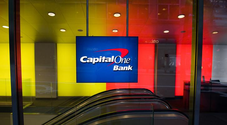 Capital One Financial COF stock