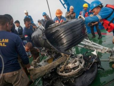 Indonesian authorities retrieve data from crashed Lion Air's data recorder; search extended for victims, debris