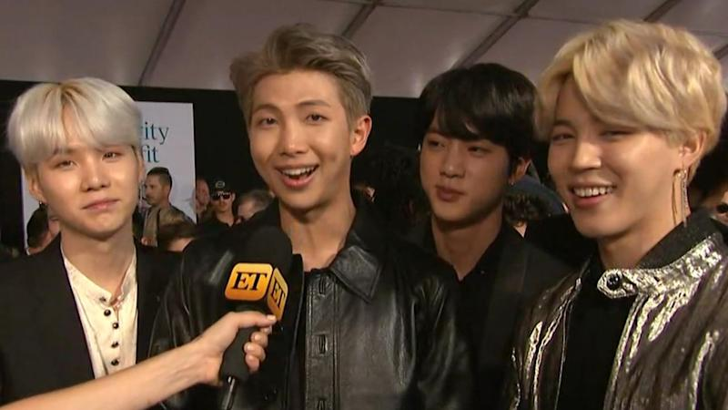 BTS Explain Why They Don't Need Dates for the 2017 American Music Awards: We've Got Our Fans!