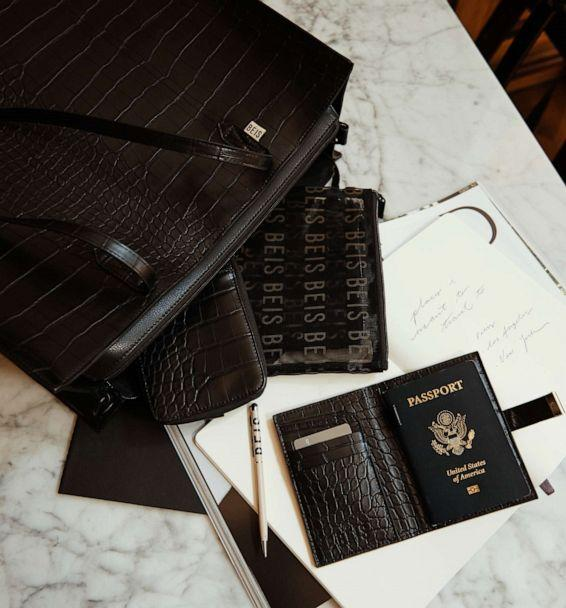 PHOTO: The Passport and Luggage Tag Set from BEIS. (BEIS)