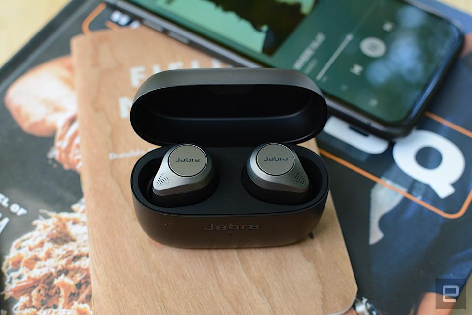 With the Elite 85t, Jabra finally has a flagship-quality set of true wireless earbuds with effective ANC. The sound quality is good, but not great, and there's room for improvement in the overall experience. Once the company fixes those minor issues, it will have its most complete package to date.