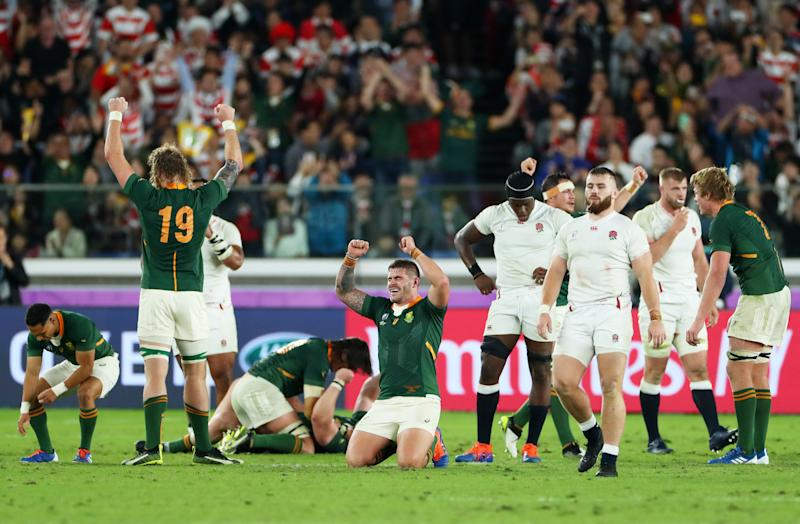 Rugby World Cup 2019: South Af...
