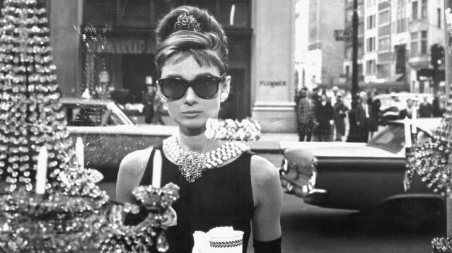 Audrey Hepburn in  <em>Breakfast at Tiffany's.</em> (Photo: Paramount PIctures)
