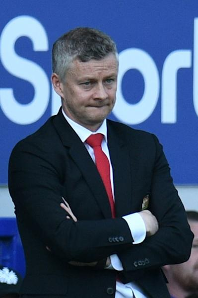 Ole Gunnar Solskjaer witnessed Manchester United's heaviest defeat to Everton in 35 years