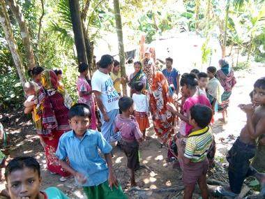 Evading the 'kala party': Hindu refugees in Myanmar's Rakhine state recount escape from Rohingya militants