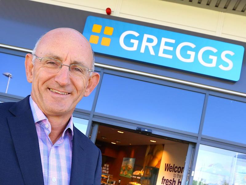 Roger Whiteside claims he is attempting to go vegan after watching The Gamechangers: Greggs