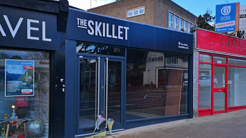<p>The former Love Island contestant planned to launch The Skillet in Essex with Scott Neilson.</p>