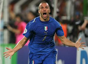 dab96472c Del Piero scored Italy s second extra-time goal in its 2006 World Cup  semifinal win