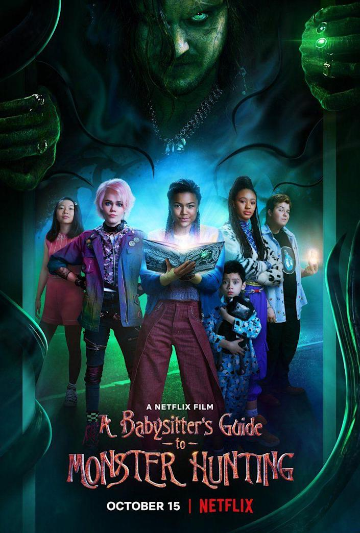 """<p><a class=""""link rapid-noclick-resp"""" href=""""https://www.netflix.com/title/81012821"""" rel=""""nofollow noopener"""" target=""""_blank"""" data-ylk=""""slk:STREAM ON NETFLIX"""">STREAM ON NETFLIX</a></p><p>Taking a babysitting gig on Halloween night is a piece of cake, right? Wrong. At least, that's the case for Kelly Ferguson when she's left to battle the Boogeyman and his monsters when they nab the boy she's watching. </p>"""