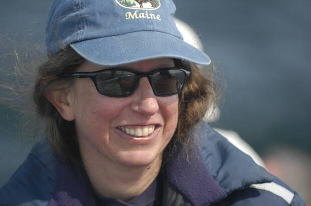 Co-author Amy Knowlton says using weaker ropes used in fishing, or getting rid of ropes altogether, are the best options for preventing North Atlantic right whale entanglements.